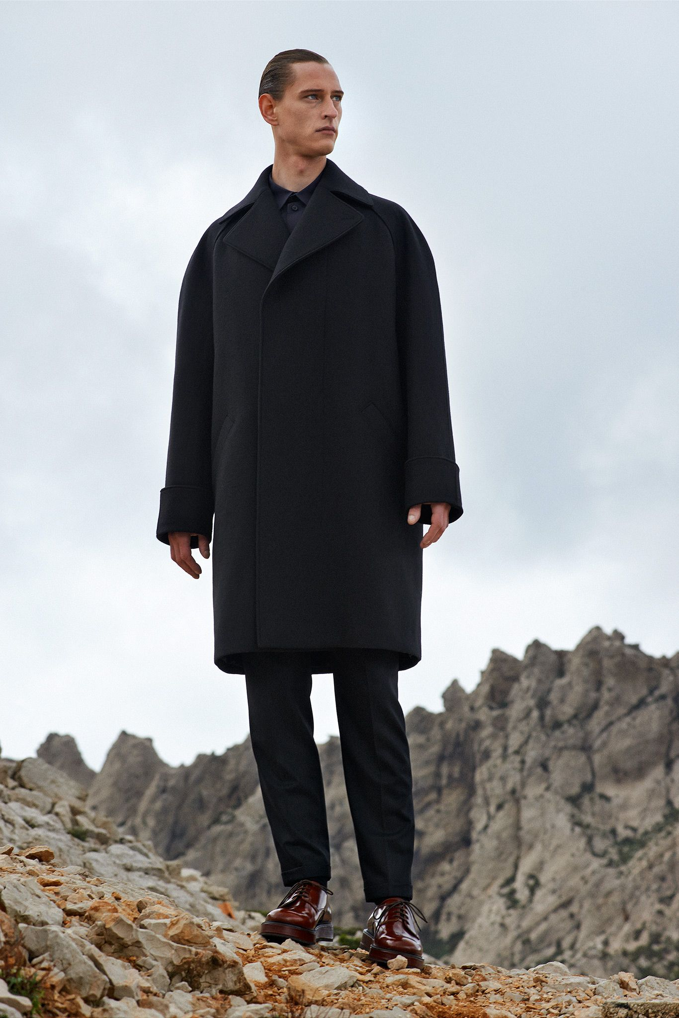 Carven Fall 2015 Menswear - Collection - Gallery - Style.com