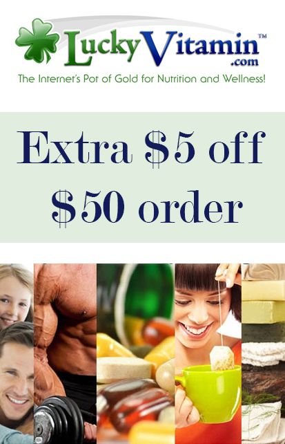 Health Discounts on Vitamins, Supplements, Food, Beauty, Natural Products
