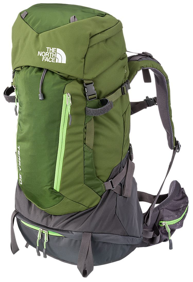 68416ecae7 The North Face Terra 50 Backpack | Bass Pro Shops | Travel ...