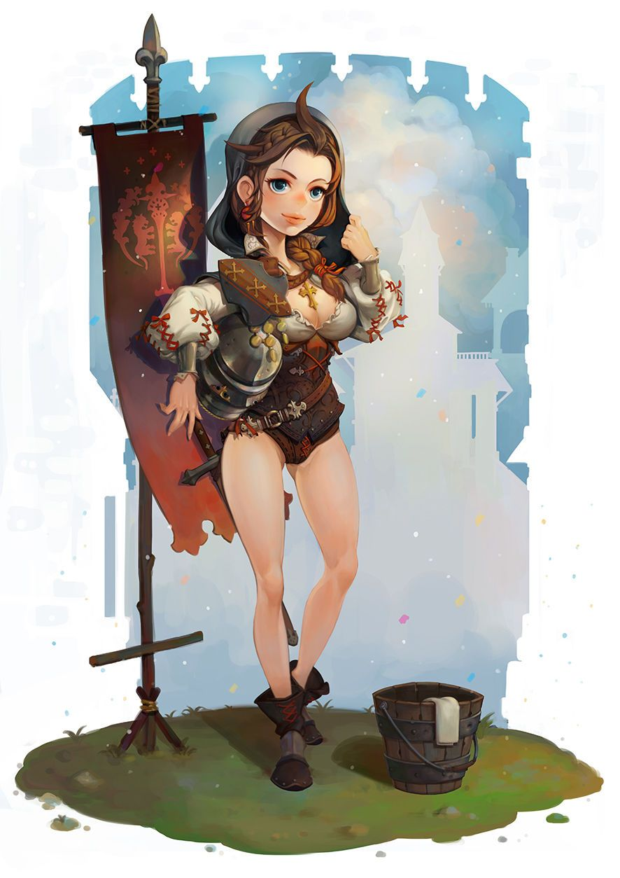 Check out this awesome piece by 지혁 배 on #DrawCrowd