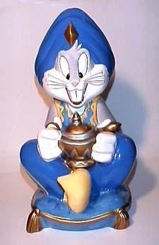 Bugs Bunny - The Genie Cookie Jar