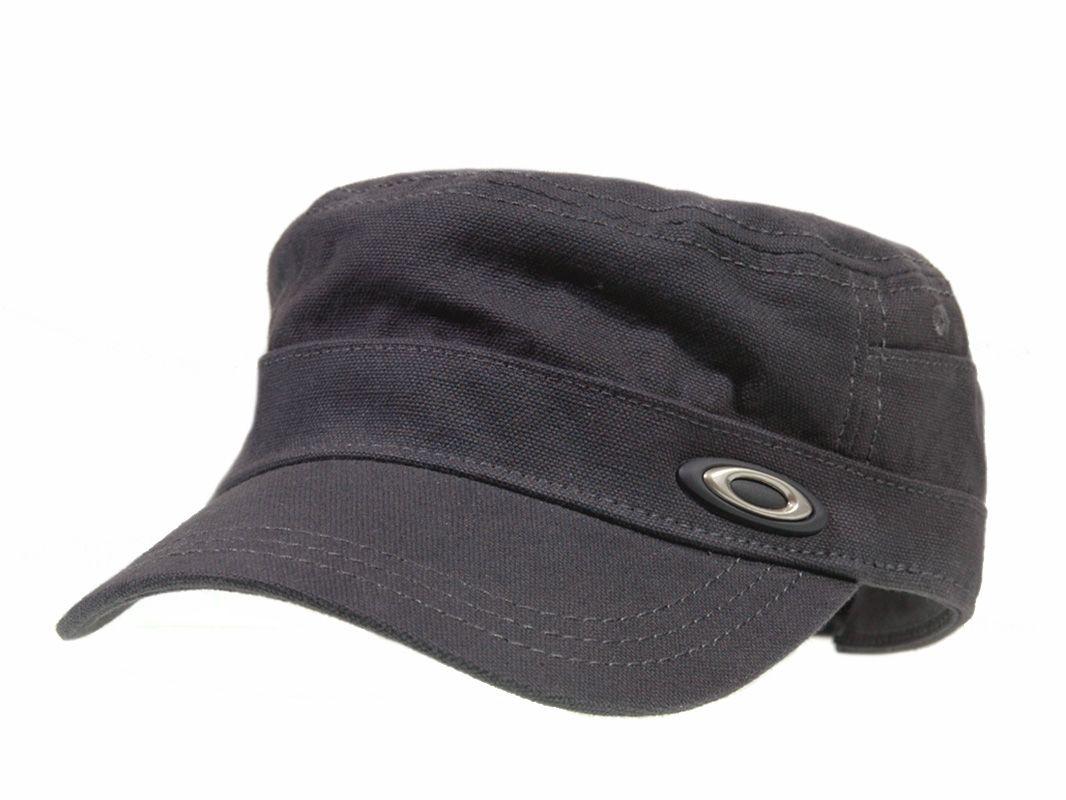 Oakley Cadet Cap Deep Gray C1336