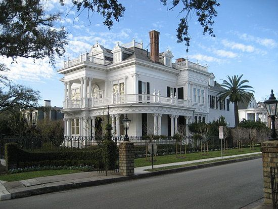 Coveted Crib The Wedding Cake House New Orleans