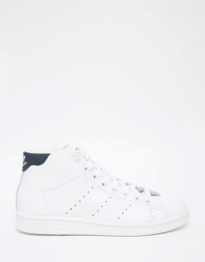 to buy catch professional sale Baskets montantes Stan Smith Adidas | Shoes | Pinterest ...