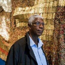 Ghanaian artist sets world record at Bonhams