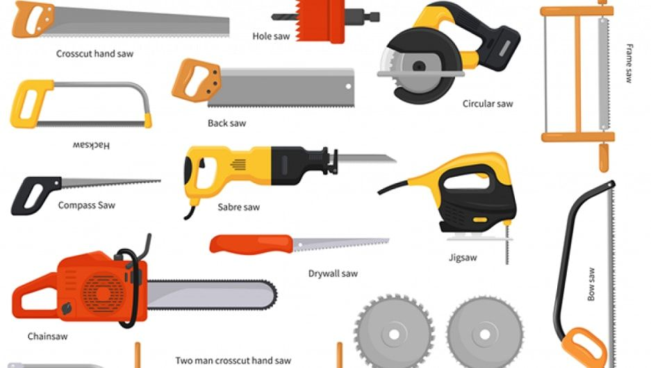 14 Different Types Of Hand Saws And Their Uses Explained Types Of Hands Hand Saw Types Hand Saws
