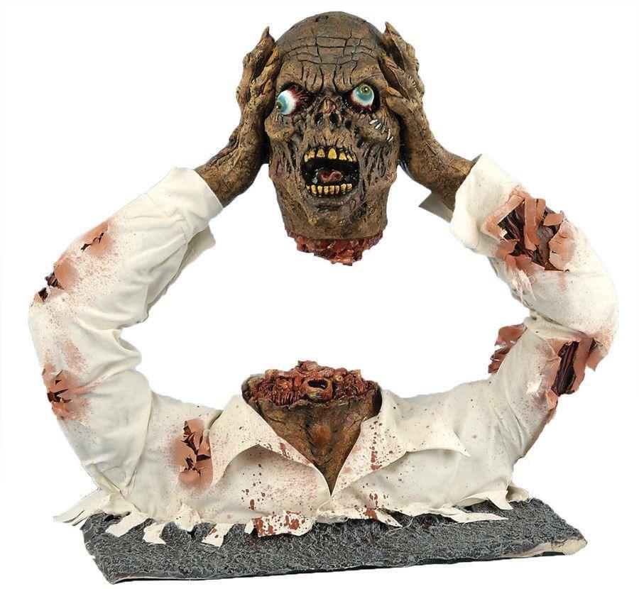 halloween prop headless zombie ground breaker Products