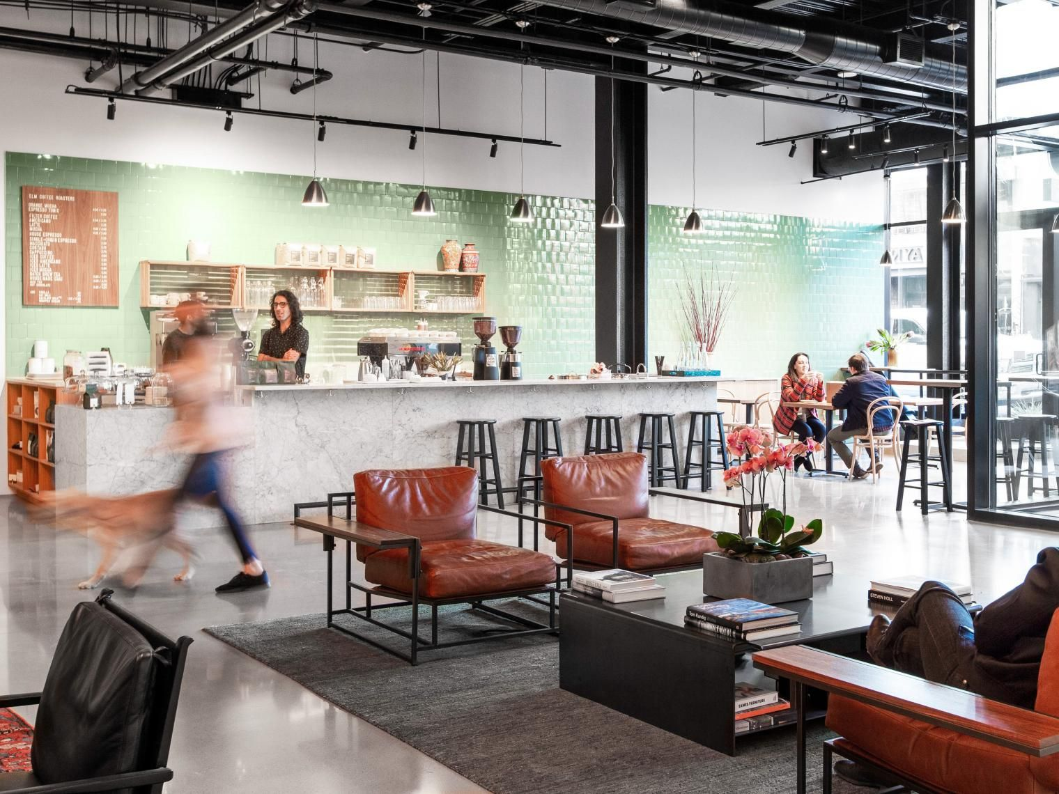 2019's Hottest New Café Openings Across the Globe | Global design, News cafe, Coffee roasting