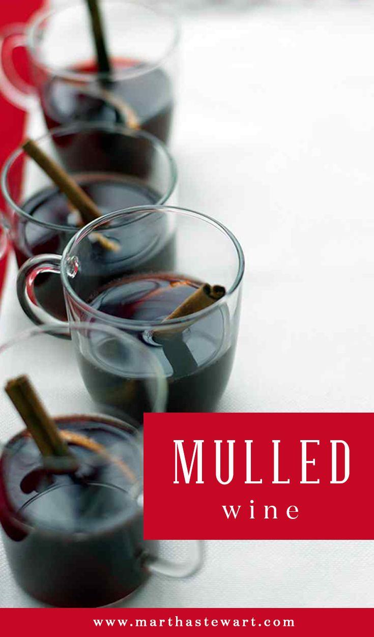 Mulled Wine Recipe Mulled Wine Wine Ingredients Fruity Red Wine