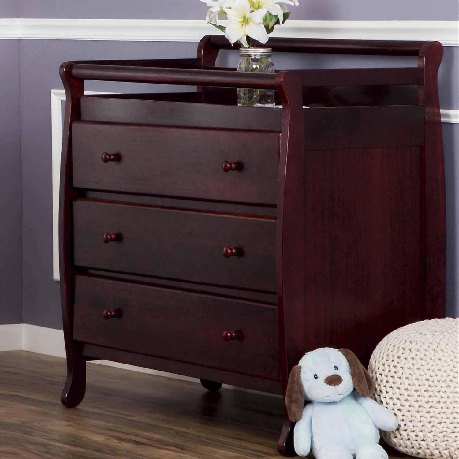 Dream On Me Liberty Collection 3 Drawer Changing Table Choose Your Finish Review