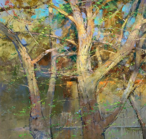 How to Spruce Up Your Landscape Paintings with Foliage