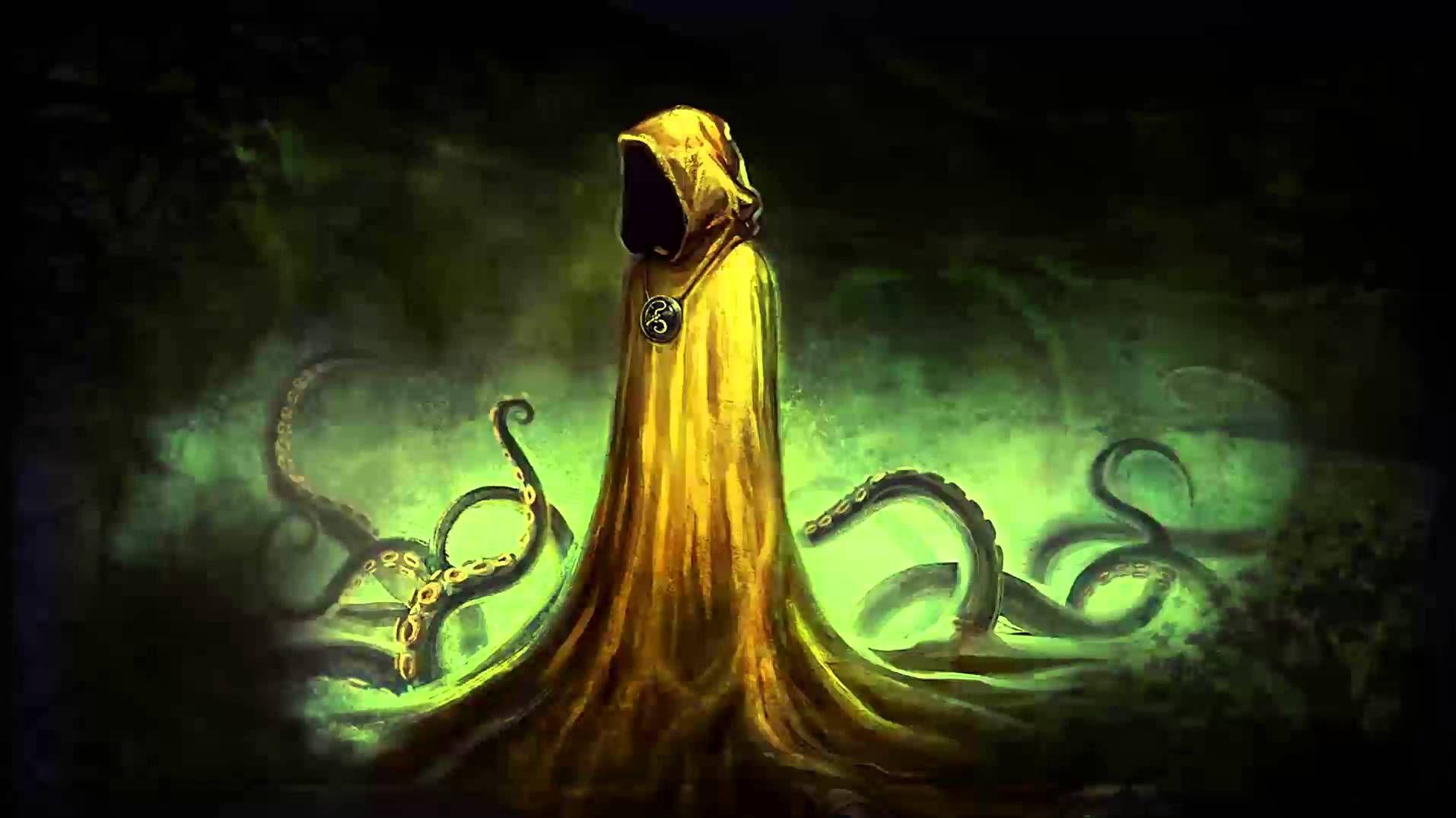 Lovecraftian Doom Metal Hastur The King In Yellow Feat