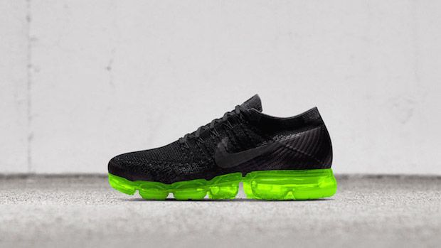 competitive price 978ea 60a8c vapormax personnalisee personnalisable nike air jaune