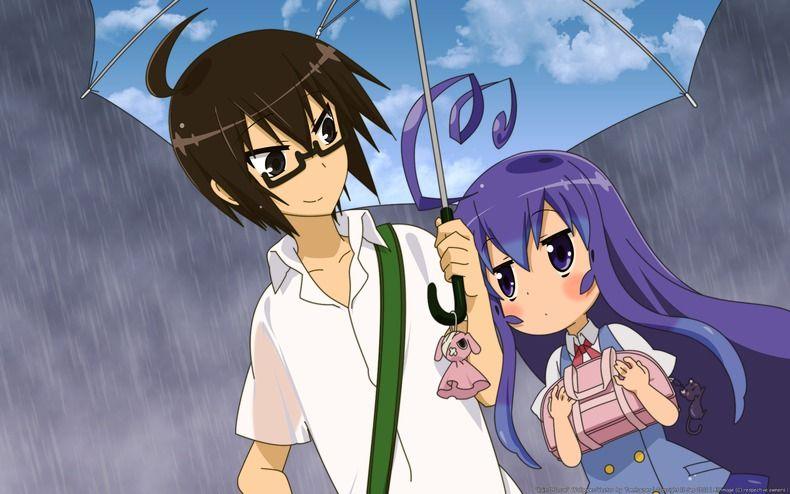 Acchi Kocchi Rain Of Love Anime Kawaii Anime Anime Art