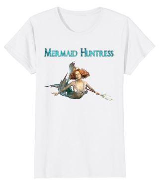 this mermaid huntress shirt is a must have | shirts, mens tshirts, mens tops