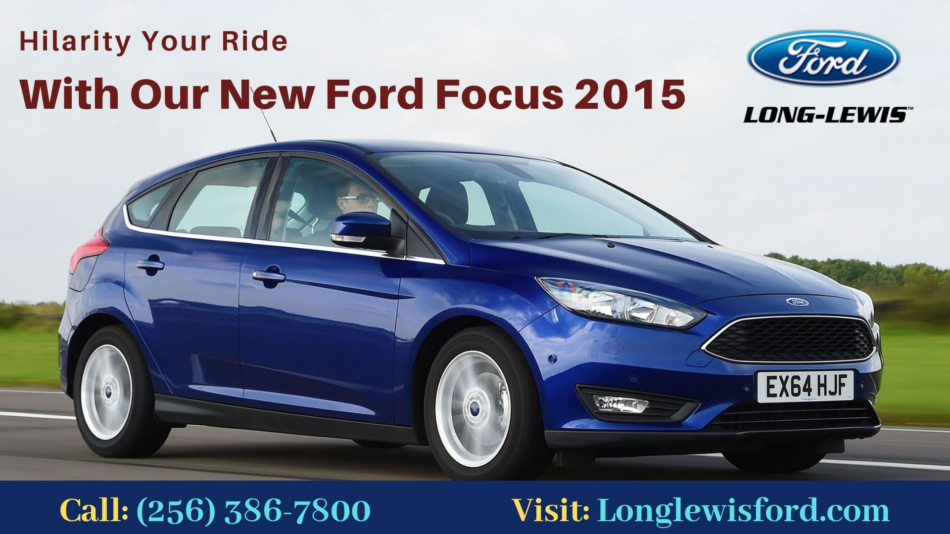 Do You Need A Popular New Ford Focus 2015 At Long Lewis Ford Our