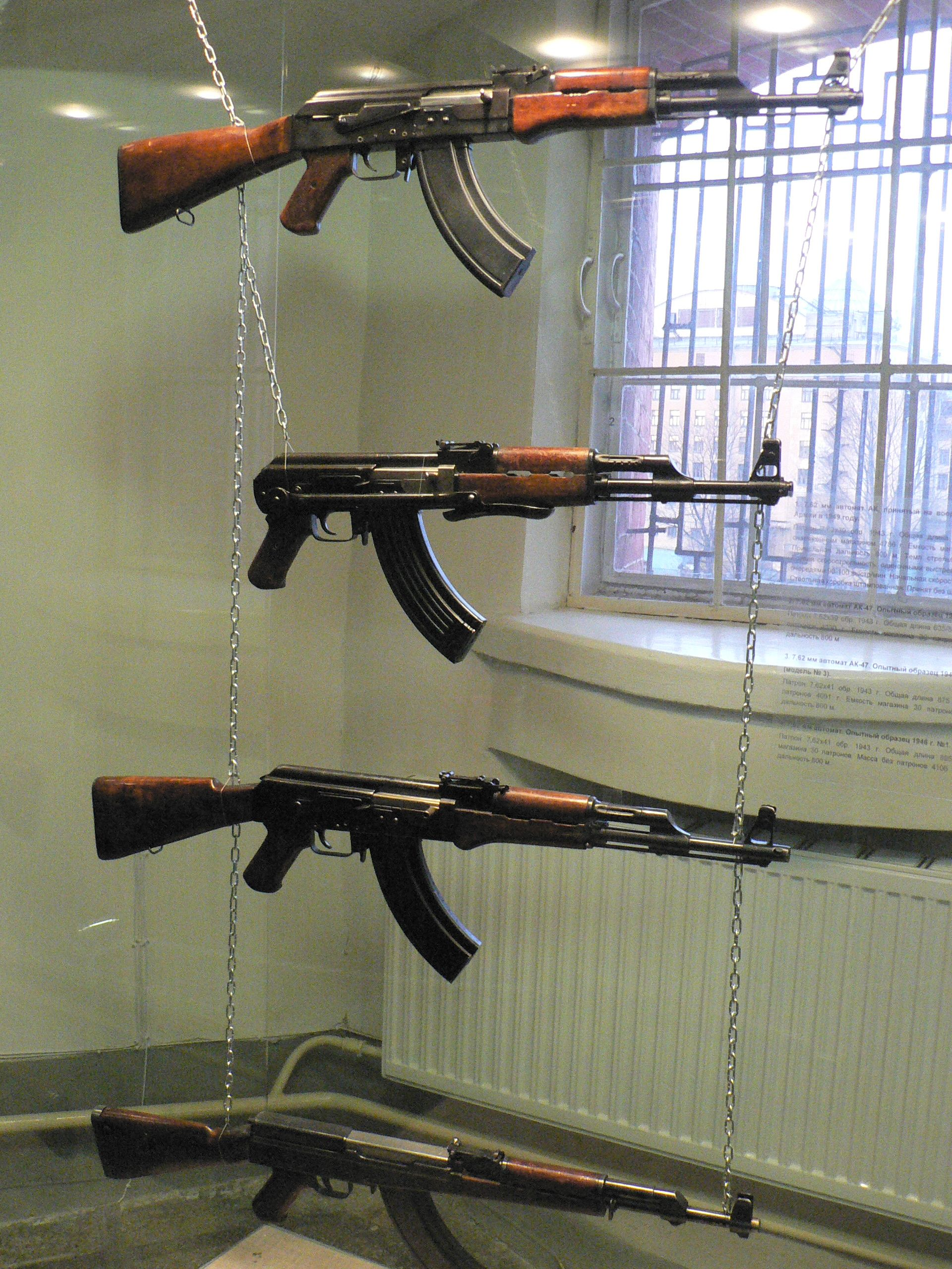 Military museum st petersburg love a good ak47 a whole