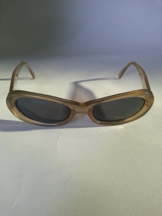 727938cf562 Vintage Sergio Tacchini Sunglasses ST1563 by vintageOcollectables ...