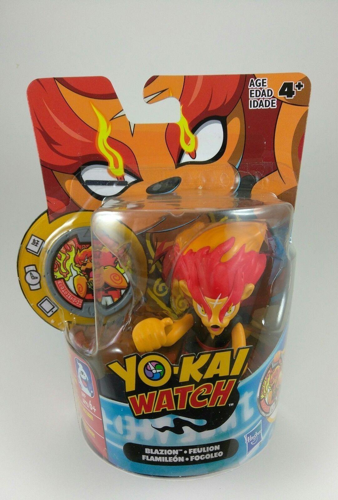 details about yo kai watch blazion yokai medal watch series 3 japan
