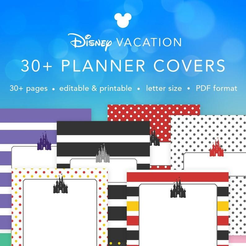 NEW! 30+ Binder Cover Designs