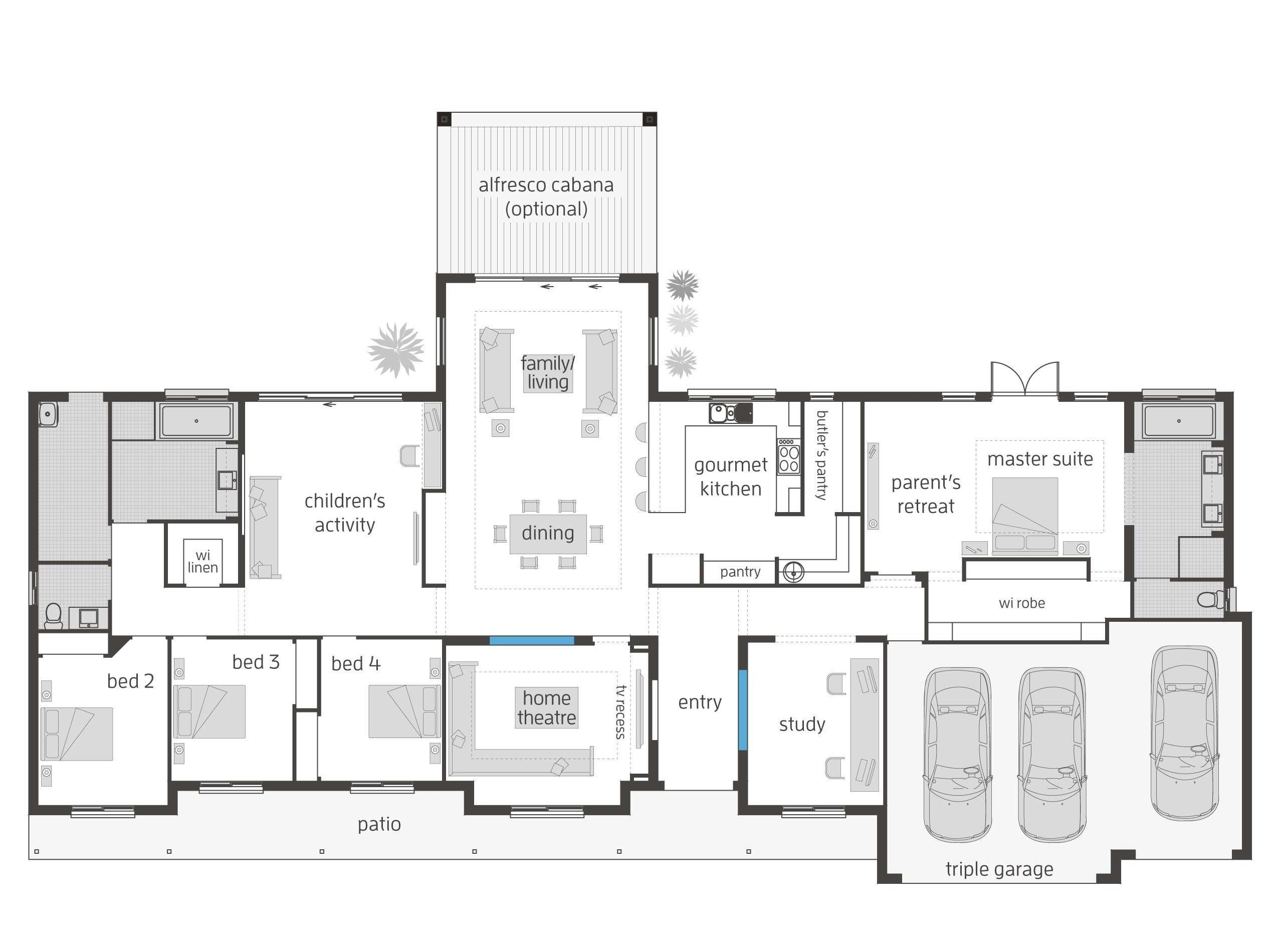 Country Yellow Farmhouse Awesome Country Yellow Farmhouse Country Single Story House Plans Awesome Dream House Plans House Floor Plans Vacation House Plans