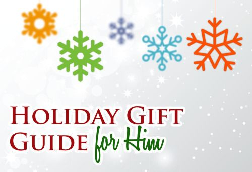 Holiday & Personalized Gift Guide for Him on the ClassifiedAds.com Blog! Deals: cads.ly/giftguide