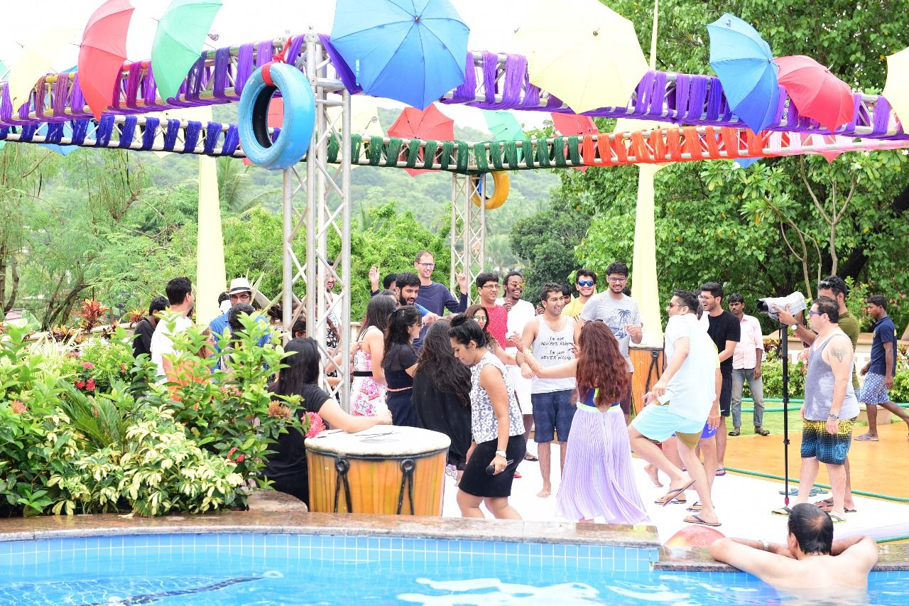 Park Regis in Goa is one of the most beautiful venue for a