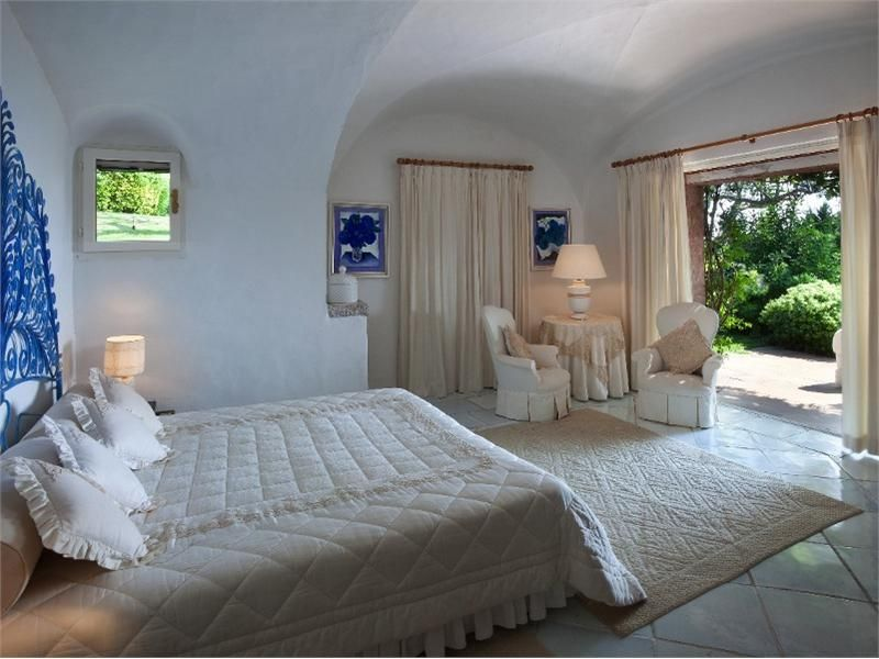 modern vintage bedroom ideas%0A Villa Hermosa in Costa Smeralda  Italy  Bedroom  ideas  room  creative