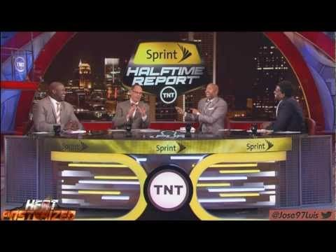 """Kenny Smith clowns Charles Barkley """"Aint No Shame in my Game"""" 