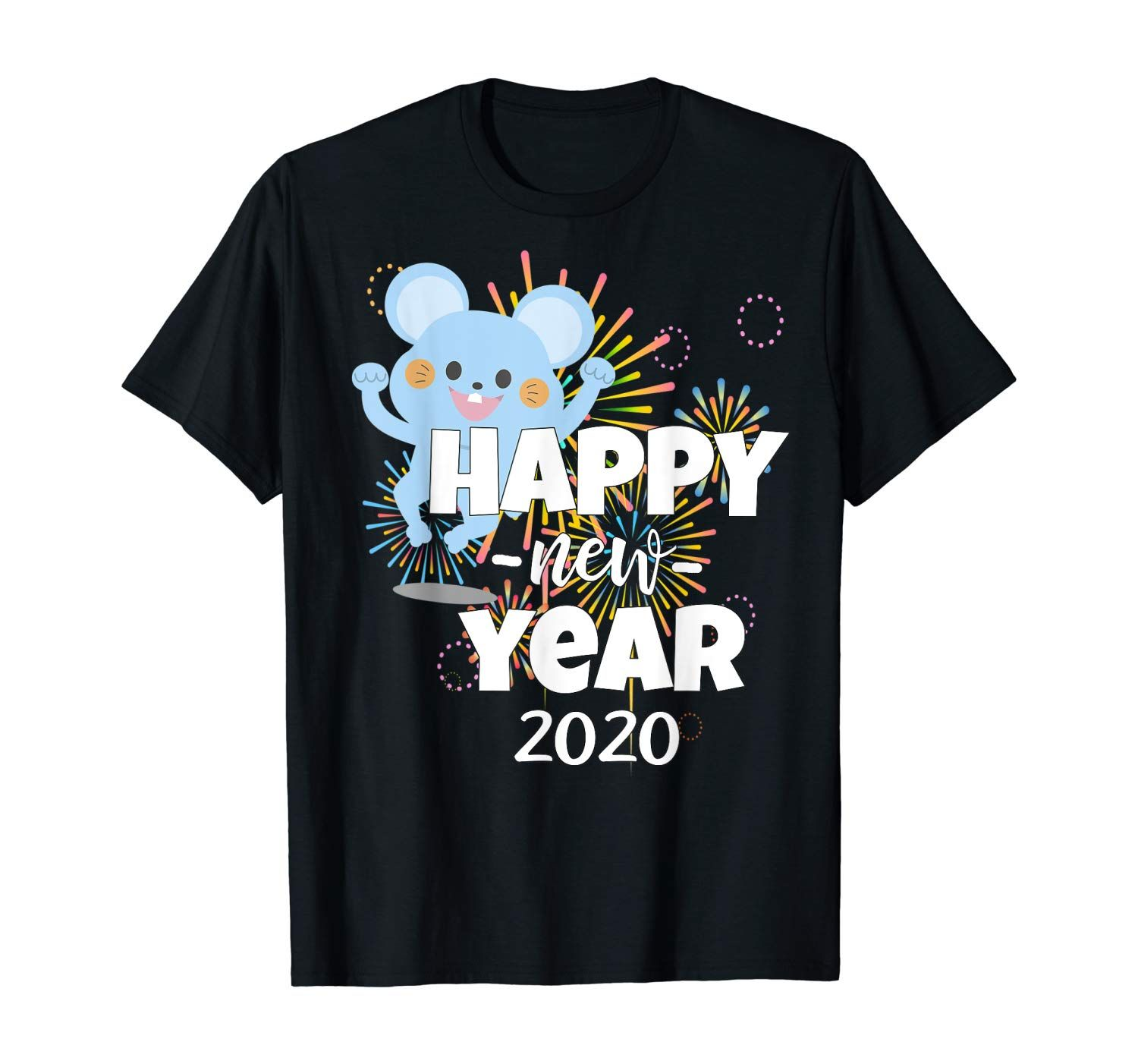 New Year's Eve Of The Rat Gift Chinese Happy New Year 2020