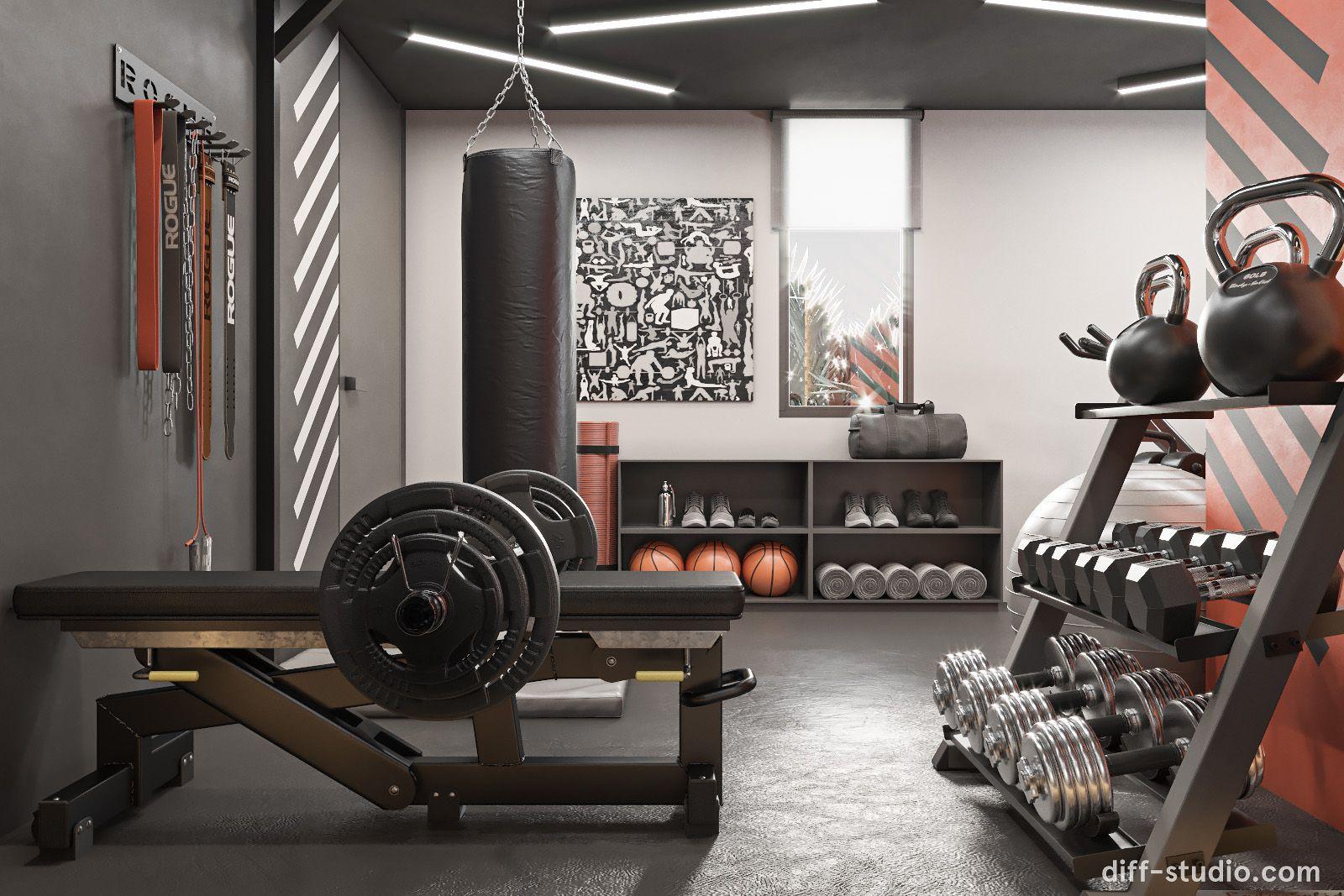 31++ Gym room decor info