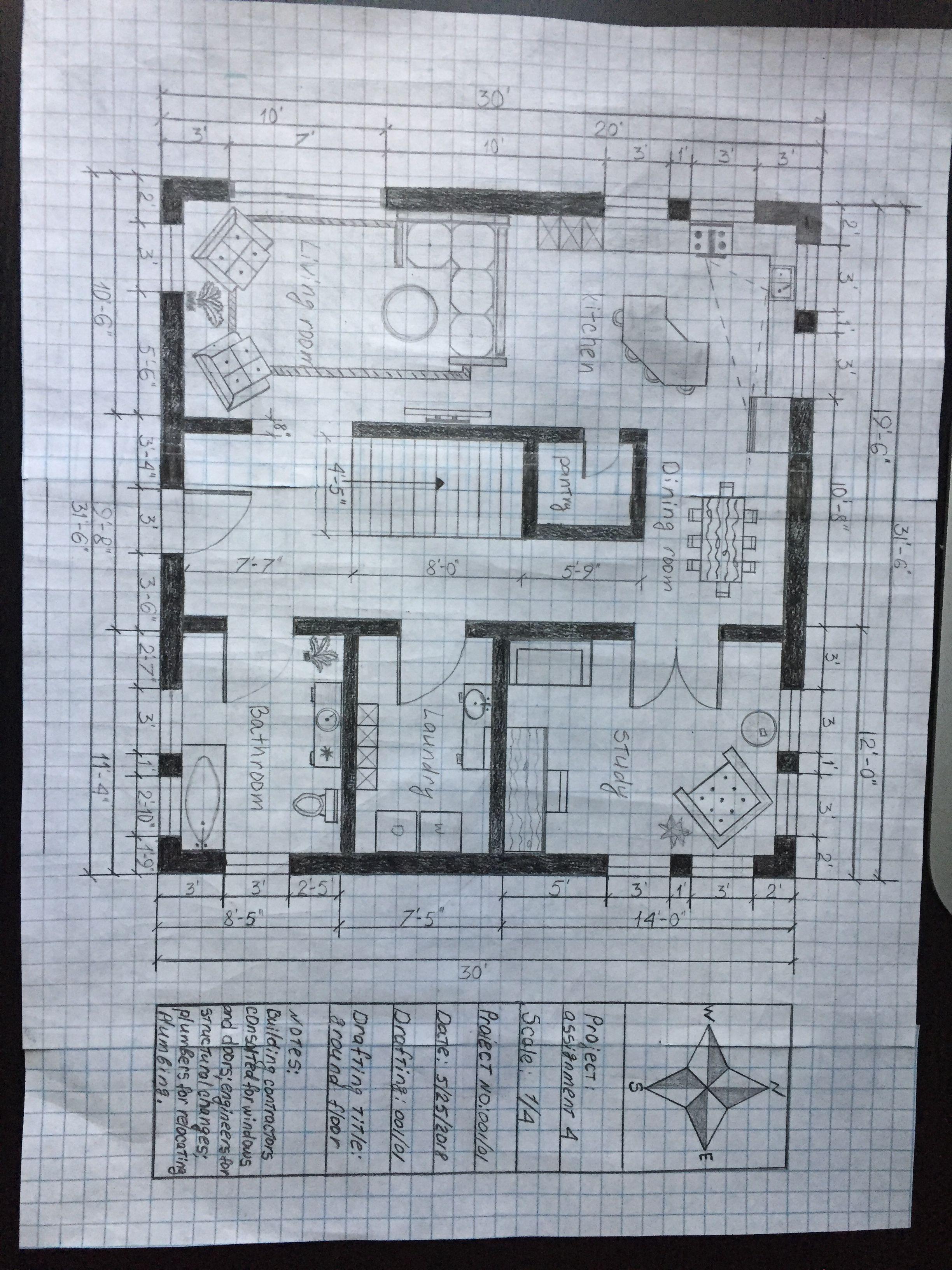 idi module 4 assignment 4 my work interior design in 2019 rh pinterest com
