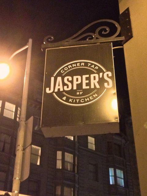 Jasper's Corner Tap in San Francisco San francisco