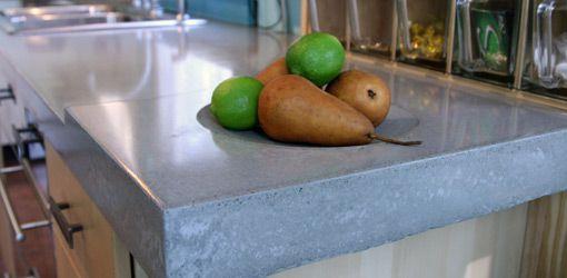 Quikrete Countertop Mix Today S Homeowner Concrete Countertops Kitchen Countertops Countertops