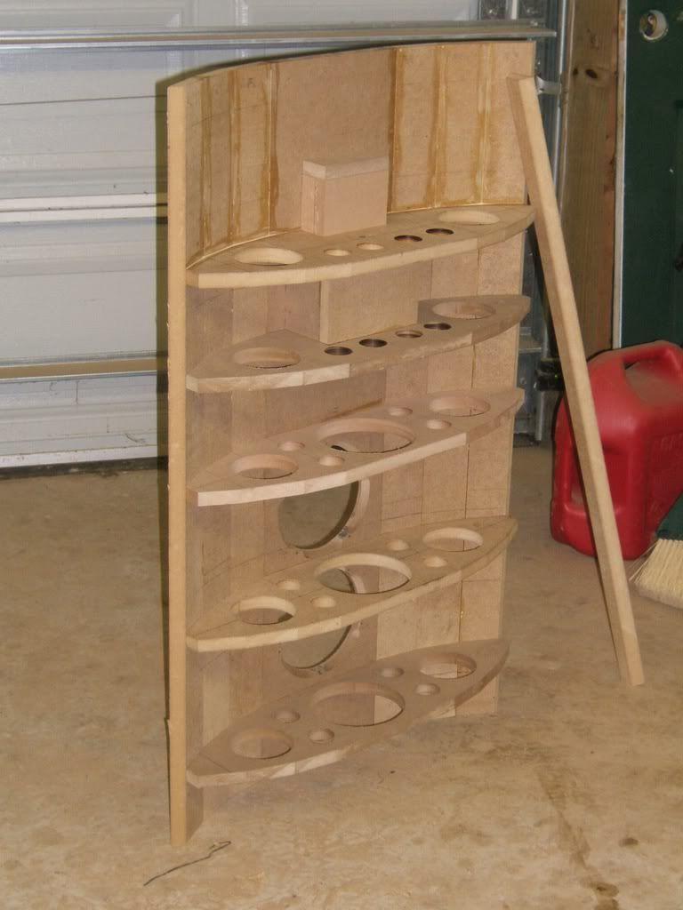 My DIY home tower project - Page 2 - Car Audio | DiyMobileAudio com