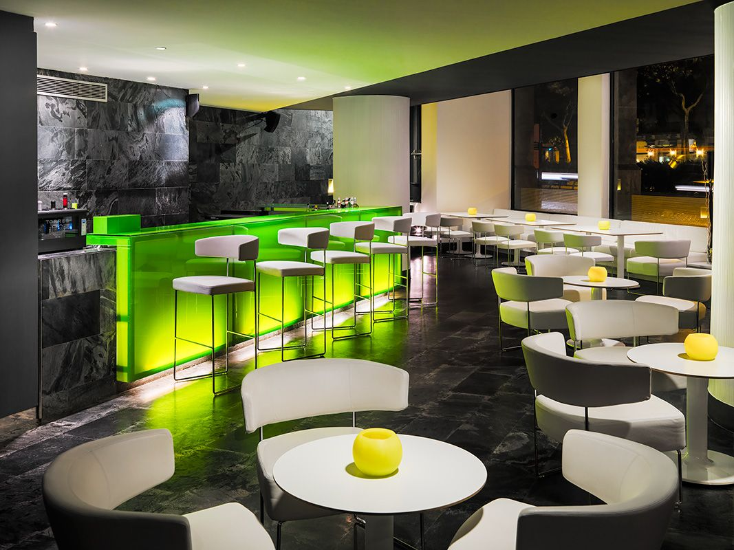Ona Lounge H10 H10hotels Outdoor Furniture Sets