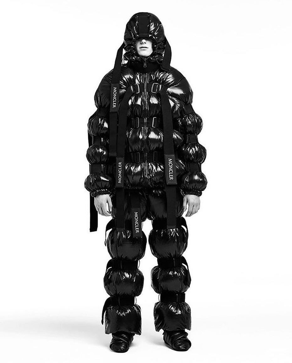 """39bce4ccf CRAIG GREEN en Instagram: """"MONCLER C - AW17 - excited to announce ..."""