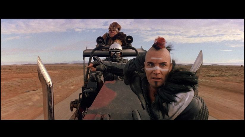 Bilderesultat for mad max the road warrior pics