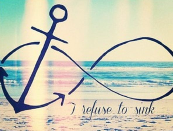 i refuse to sink anchor infinity wallpaper -#main