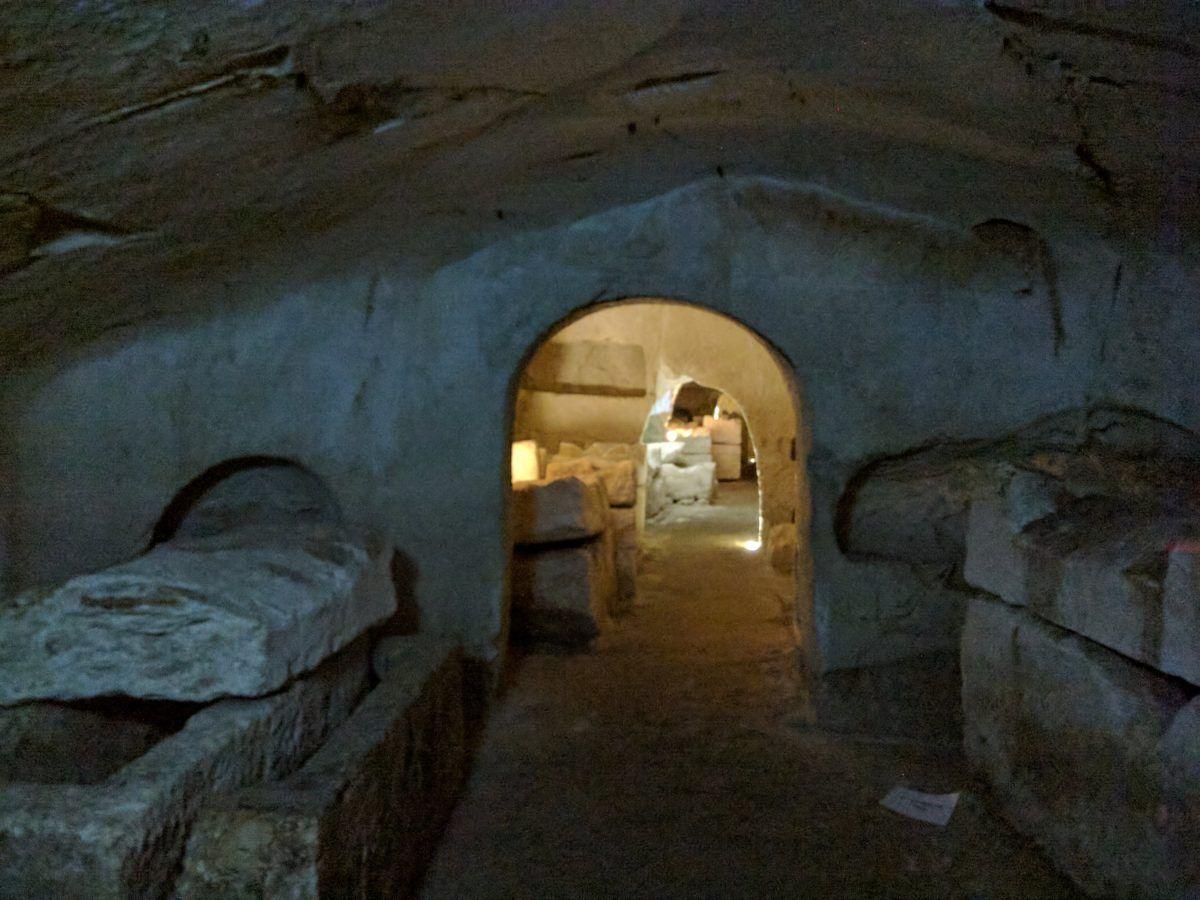Beit Shearim National Park, Is...