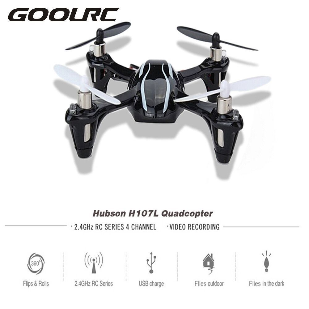 Upgraded X4 H107l Mini Drones 2 4g 4ch Rc Quadcopter Helicopter
