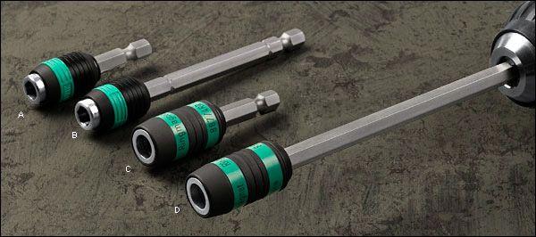 Wera Rapidaptor® Bit Holders - Woodworking