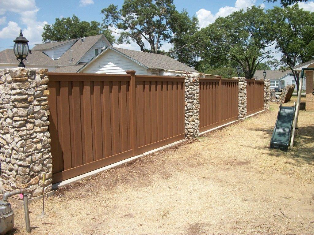 Trex Composite Fencing Customer Gallery Trex Fencing Outdoor Privacy Fence Design