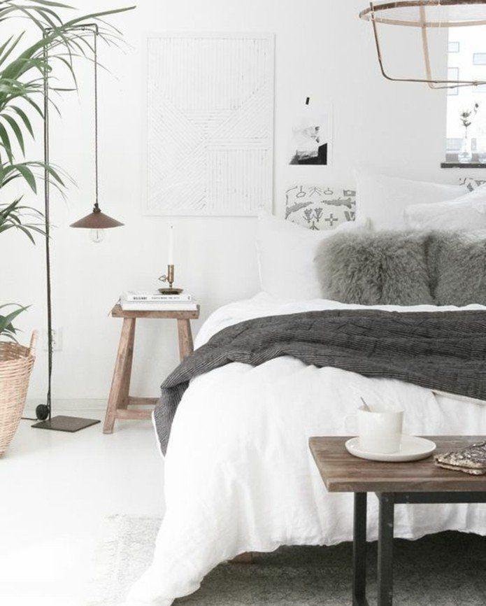 ▷1001+ idées pour une chambre scandinave stylée Room
