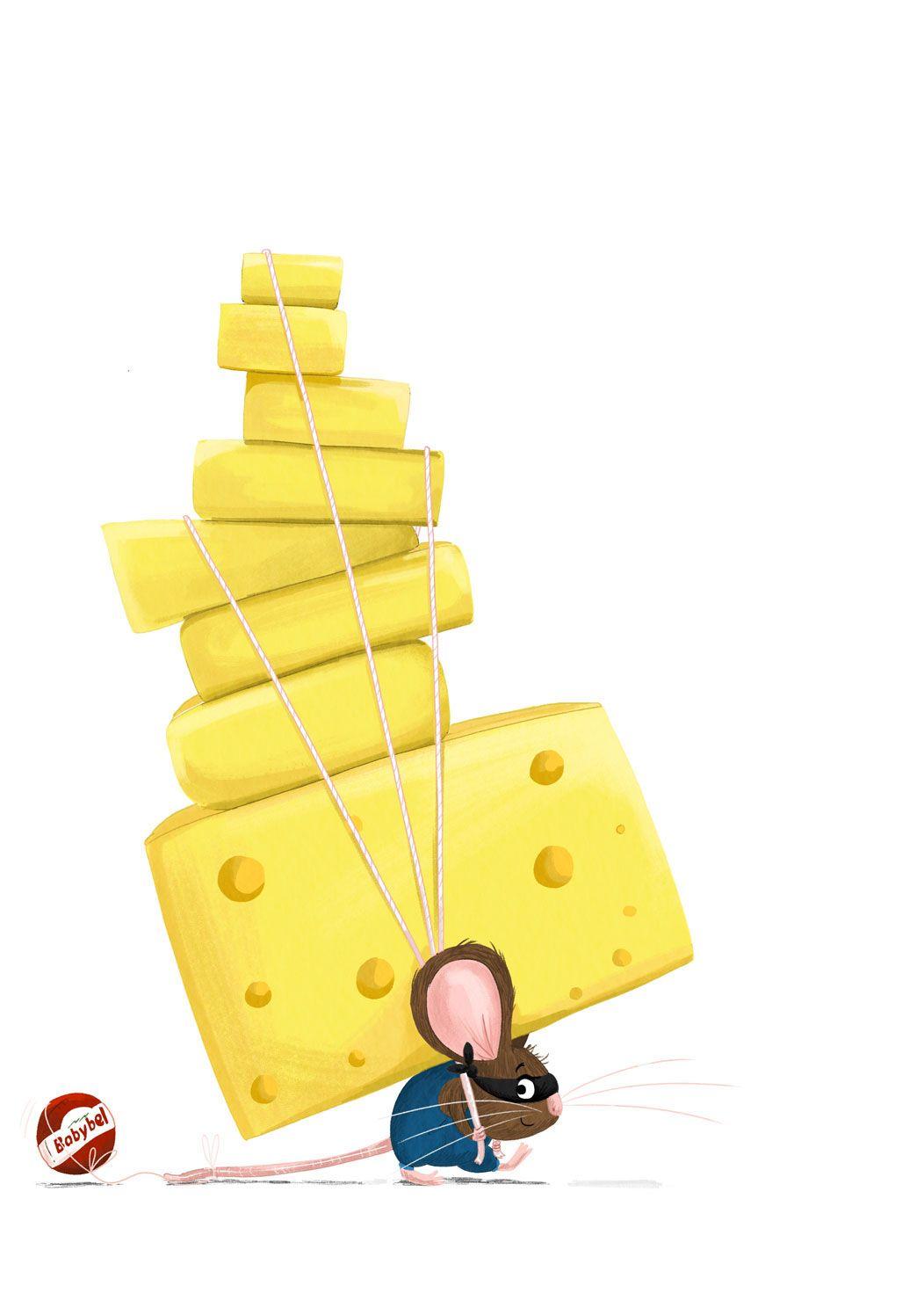 Robert the Littlest cheese thief on Behance