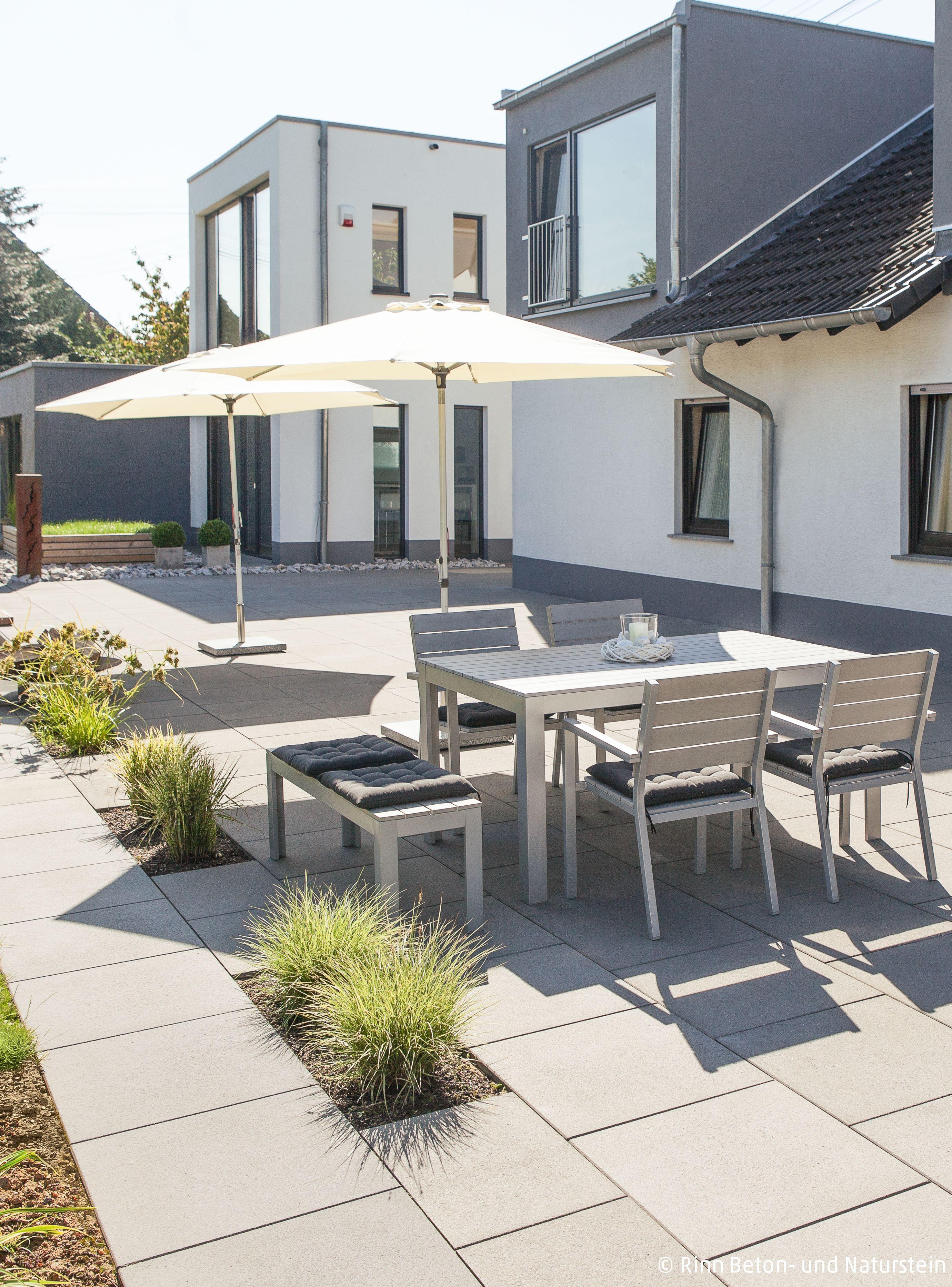 20 Terrassen Ideen in 20   terrasse, terrassenplatten ...