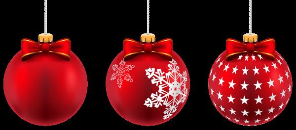 Beautiful Red Christmas Balls Png Clip Art Image Christmas Balls Image Christmas Balls Red Christmas