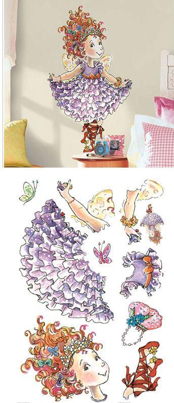Fancy Nancy Giant Wall Decal | Celebrations | Pinterest ...