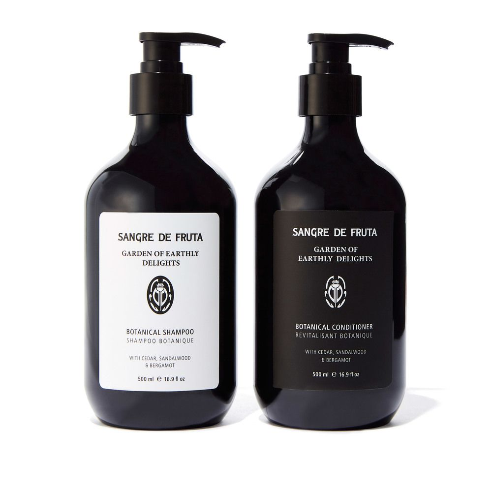 Garden Of Earthly Delights Botanical Shampoo Conditioner