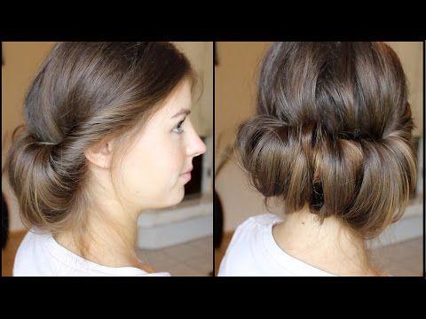 Eingedrehte Haare Ohne Haarband Frisuren Freitag Frisur Eingedreht Haarband Frisur Frisur Kranz